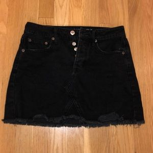 American Eagle denim skirt